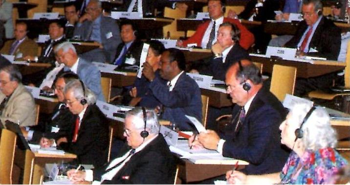 IBAF Congress. Lausanne - 1996