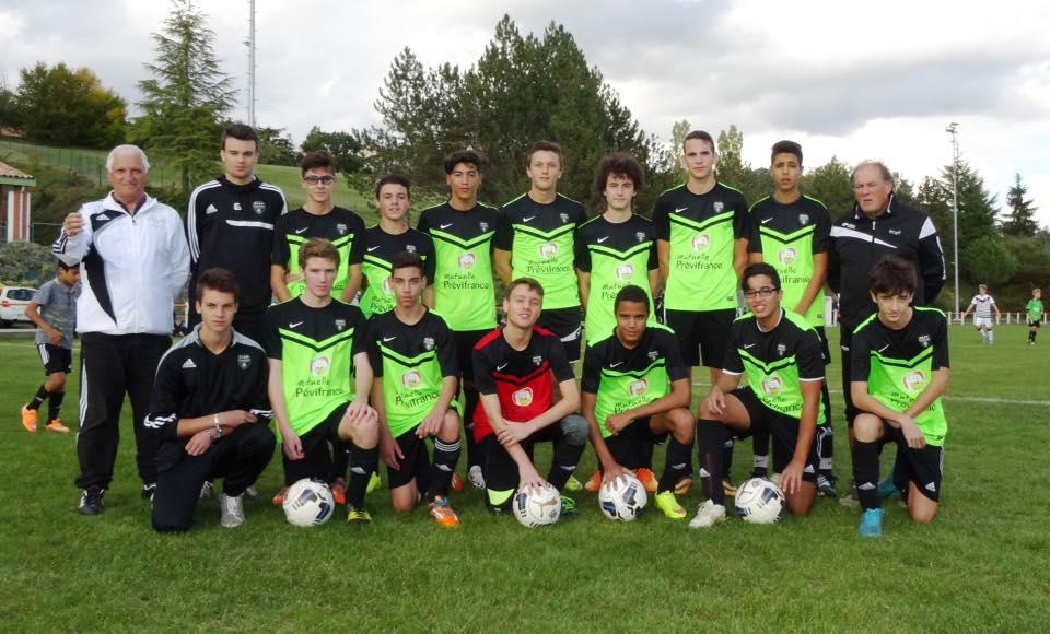 FC PONT DU CASSE/FOULEYRONNES
